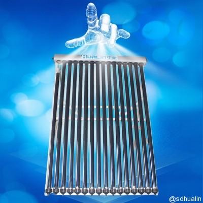 热管集热器