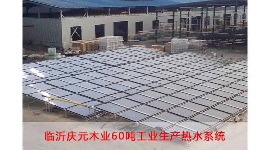 临沂庆元木业60吨工业绿动力系统